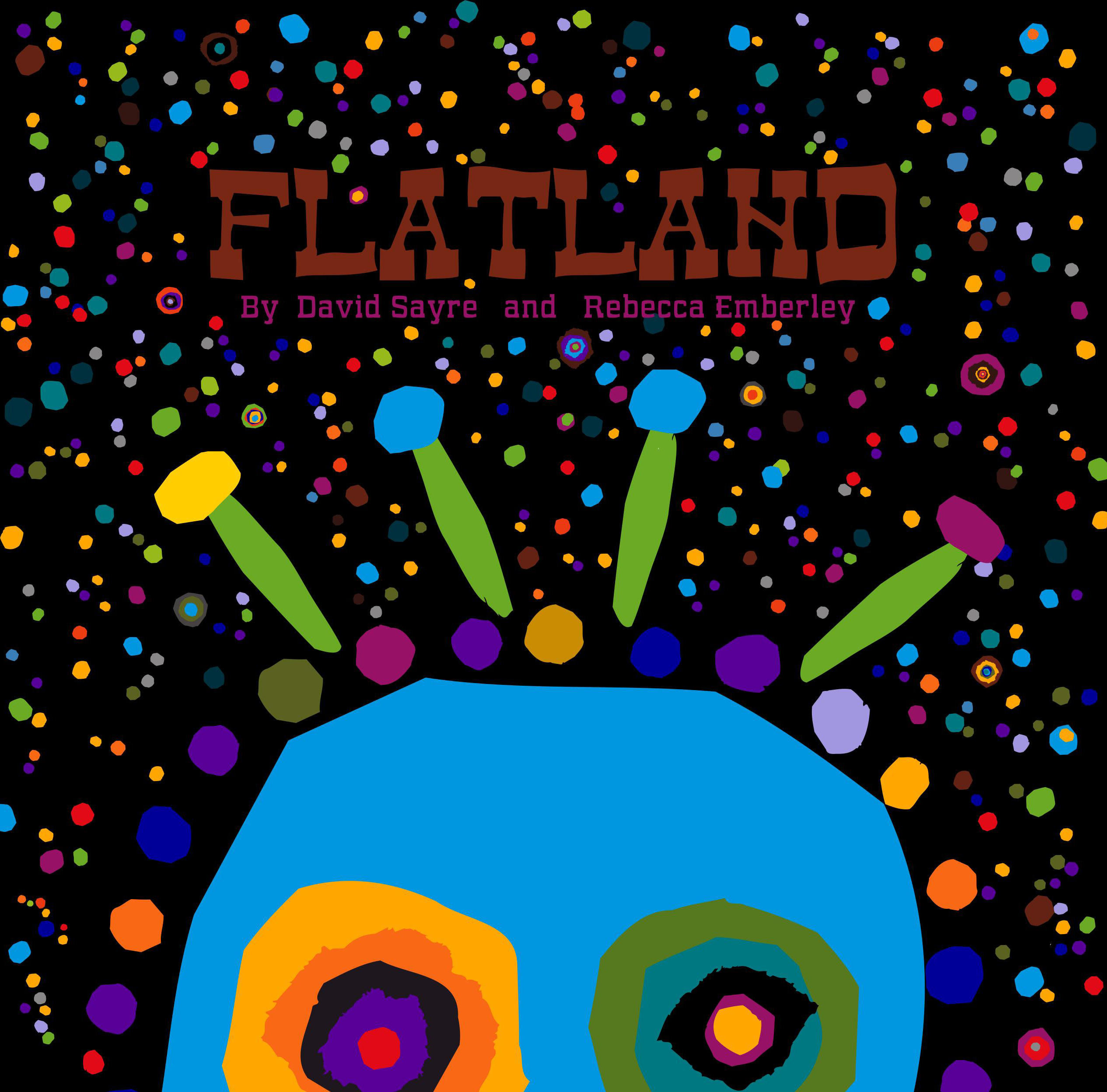 Flatland by David Sayre